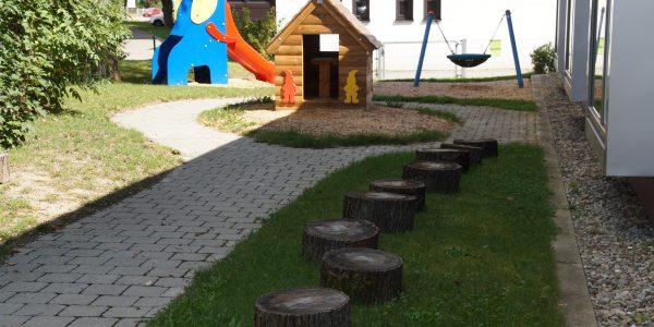 Garten der Krippe